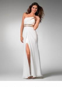Clarisse 1501 White Gown