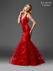 Prom Long formal dress 4951